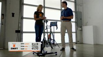 Zwift TV Spot, 'Scan the Code' Featruing Robbie Ventura, Kristin Armstrong - Thumbnail 5
