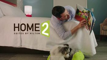 Home2 Suites by Hilton Bring It Sweepstakes TV Spot, 'Make Yourself at Home' Feat. Jonathan Scott - 368 commercial airings