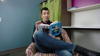 Home2 Suites by Hilton Bring It Sweepstakes TV Spot, 'Make Yourself at Home' Feat. Jonathan Scott - Thumbnail 5