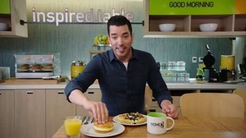 Home2 Suites by Hilton Bring It Sweepstakes TV Spot, 'Make Yourself at Home' Feat. Jonathan Scott - Thumbnail 6