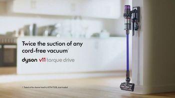 Dyson V11 TV Spot, 'Deep Clean Everywhere' - Thumbnail 10