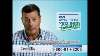 Optima Tax Relief TV Spot, 'Put Your Tax Debt to Rest: Free Consultation' - Thumbnail 4