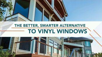 Andersen Windows TV Spot, 'A Better Alternative to Vinyl Windows' - Thumbnail 1