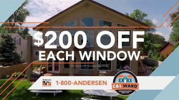 Andersen Windows TV Spot, 'A Better Alternative to Vinyl Windows' - Thumbnail 8
