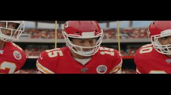 DIRECTV NFL Sunday Ticket TV Spot, 'A Better Way' Featuring Patrick Mahomes - Thumbnail 4