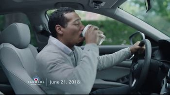 Farmers Insurance TV Spot, 'Three-Ring Fender Bender' - Thumbnail 3