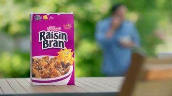 Kellogg's Raisin Bran TV Spot, 'Good Choices' - Thumbnail 10