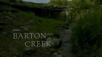 Omni Hotels & Resorts Barton Creek TV Spot, 'Full Experience' - Thumbnail 1