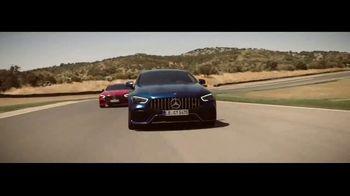 2019 Mercedes-Benz AMG GT TV Spot, 'Motor Trend: New Dimension of Power' [T1] - Thumbnail 4