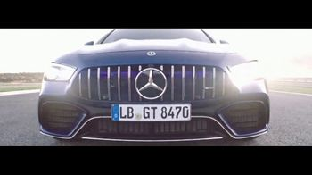2019 Mercedes-Benz AMG GT TV Spot, 'Motor Trend: New Dimension of Power' [T1] - Thumbnail 5