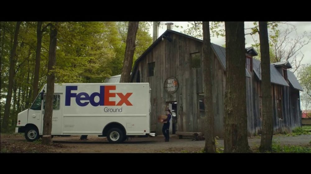 FedEx TV Commercial, 'Maple Syrup'