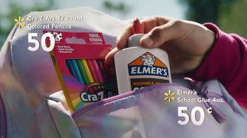 Walmart TV Spot, 'Back to School: rehilete' canción de Control Machete [Spanish] - Thumbnail 3