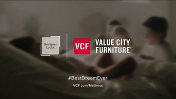 Value City Furniture End of Summer Sale TV Spot, 'Dream Mattress Studio: Dream Plus' - Thumbnail 10