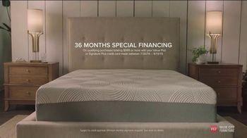Value City Furniture End of Summer Sale TV Spot, 'Dream Mattress Studio: Dream Plus' - Thumbnail 9