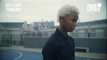 Freeletics TV Spot, 'Tailored to Your Goals'