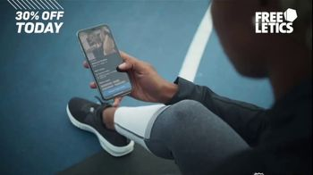 Freeletics TV Spot, 'Tailored to Your Goals' - Thumbnail 1