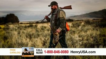 Henry Repeating Arms TV Spot. 'Doing What You Love' - Thumbnail 1