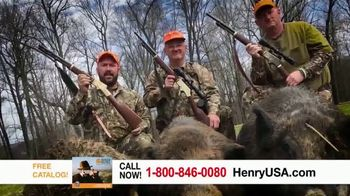 Henry Repeating Arms TV Spot. 'Doing What You Love' - Thumbnail 3