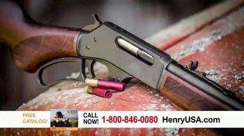 Henry Repeating Arms TV Spot. 'Doing What You Love' - Thumbnail 4
