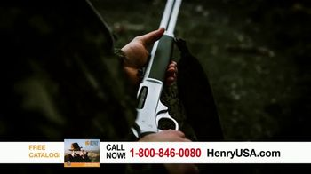 Henry Repeating Arms TV Spot. 'Doing What You Love' - Thumbnail 5