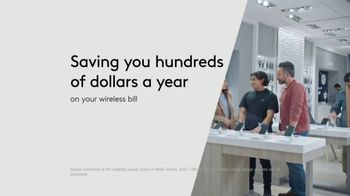 XFINITY Mobile TV Spot, 'Designed to Save You Money: $250 Back' - Thumbnail 7