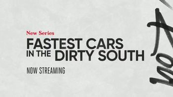 Motor Trend OnDemand TV Spot, 'Fastest Cars in the Dirty South' - Thumbnail 7