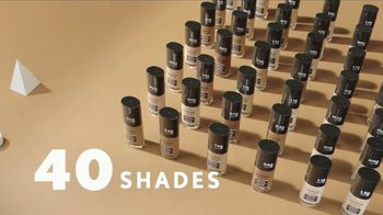 CoverGirl TruBlend Matte Made Foundation TV Spot, 'Transfer Resistant: Concealer'