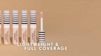 CoverGirl TruBlend Matte Made Foundation TV Spot, 'Transfer Resistant: Concealer' - Thumbnail 8