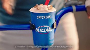 Dairy Queen Snickers Blizzard TV Spot, 'The DQ Snickers Blizzard Treat' - Thumbnail 8