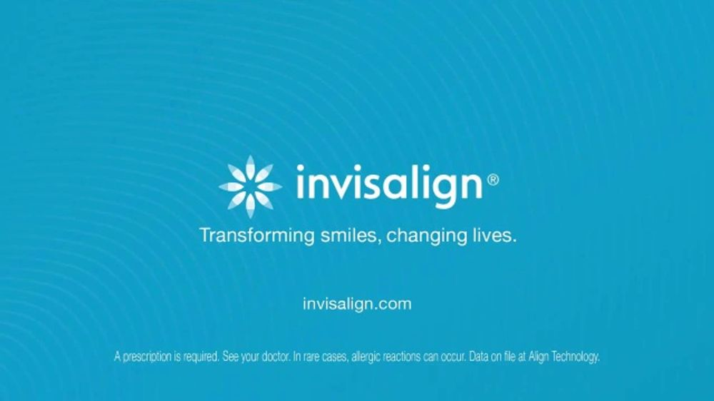 Invisalign TV Commercial, 'Why Choose Invisalign Aligners for Your Teen'