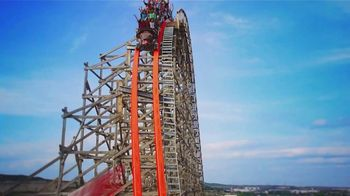 Six Flags Fiesta Texas TV Spot, 'Thrill and Chill: Hurricane Harbor Splashtown' - Thumbnail 1
