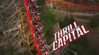 Six Flags Fiesta Texas TV Spot, 'Thrill and Chill: Hurricane Harbor Splashtown' - Thumbnail 2