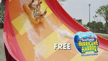 Six Flags Fiesta Texas TV Spot, 'Thrill and Chill: Hurricane Harbor Splashtown' - Thumbnail 7