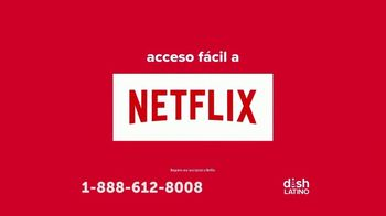 DishLATINO TV Spot, 'Sin cargos ocultos: Netflix' con Eugenio Derbez, canción de Julieta Venegas [Spanish] - Thumbnail 6