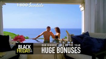 Sandals Resorts Black Friday in July TV Spot, 'What Is Luxury?'