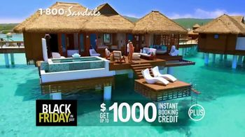 Sandals Resorts Black Friday in July TV Spot, 'What Is Luxury?' - Thumbnail 3