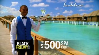 Sandals Resorts Black Friday in July TV Spot, 'What Is Luxury?' - Thumbnail 4