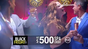 Sandals Resorts Black Friday in July TV Spot, 'What Is Luxury?' - Thumbnail 5