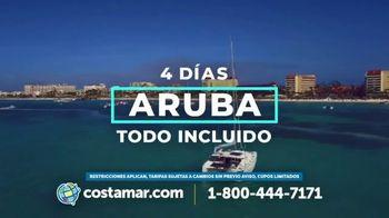 Costamar Travel TV Spot, 'Viaja más por menos' [Spanish]