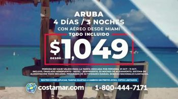 Costamar Travel TV Spot, 'Viaja más por menos' [Spanish] - Thumbnail 2