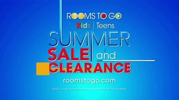 Rooms to Go Kids & Teens Summer Sale and Clearance TV Spot, 'Back to School Bonus Buy: Daybed' - Thumbnail 5