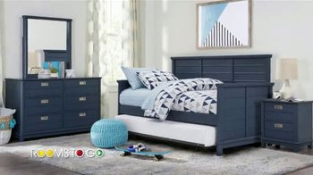Rooms to Go Kids & Teens Summer Sale and Clearance TV Spot, 'Back to School Bonus Buy: Daybed' - Thumbnail 2