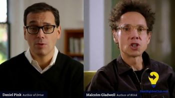 Next Big Idea Club TV Spot, 'We Came up With a Solution' Featuring Daniel Pink - Thumbnail 4