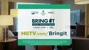 Hilton Hotels Worldwide Homewood Suites TV Spot, 'Feels Just Like Home' Featuring Jonathan Scott - Thumbnail 7
