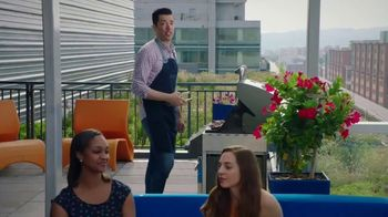 Hilton Hotels Worldwide Homewood Suites TV Spot, 'Feels Just Like Home' Featuring Jonathan Scott - Thumbnail 4