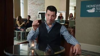 Hilton Hotels Worldwide Homewood Suites TV Spot, 'Feels Just Like Home' Featuring Jonathan Scott - Thumbnail 5