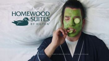 Hilton Hotels Worldwide Homewood Suites TV Spot, 'Feels Just Like Home' Featuring Jonathan Scott - 252 commercial airings