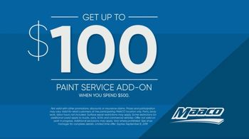 Maaco Overall Paint Sale TV Spot, 'Scratches and Dents: Paint Service Add-On' - Thumbnail 8