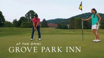 Omni Hotels & Resorts TV Spot, 'Change in Altitude'