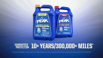 PEAK Antifreeze and Coolant TV Spot, 'Job to Do' Featuring John Force - Thumbnail 10